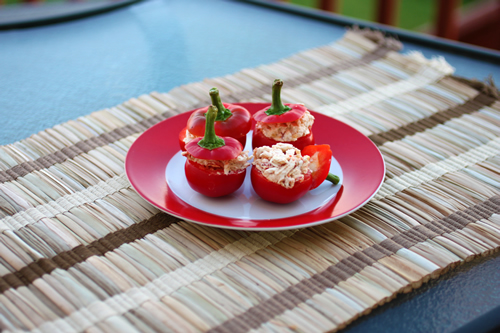 Stuffed Cherry Peppers