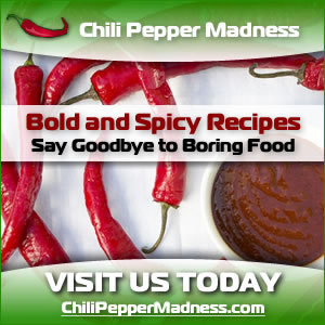 Visit Chili Pepper Madness - Bold and Spicy Chili Pepper Recipes