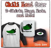 Chili Head Gear