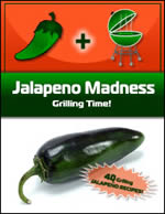 Jalapeno Recipes Cookbook for the Grill