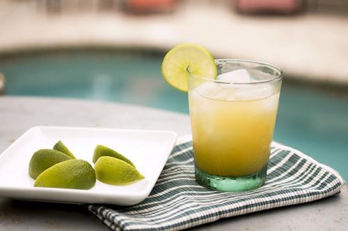 Multi-Citrus-Jalapeno Margarita