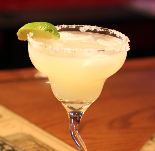 Margarita with Jalapeno-Infused Tequila Recipe
