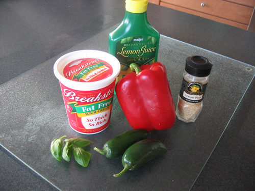 Jalapeno Pepper and Red Pepper Sauce